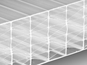 Macrolux LongLife - planchas de policarbonato alveolar atérmico de estructura reforzada| ALCRISTAL C.A.